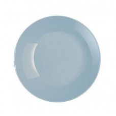 Тарелка глубокая Luminarc Zelie Light Blue  20 см Q3439