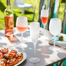 Набор бокалов для шампанского Luminarc LA CAVE FROST 170мл - 4 шт N2596