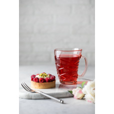 Чашка Luminarc Шейп Еланор Рожева 320мл Q0392/1