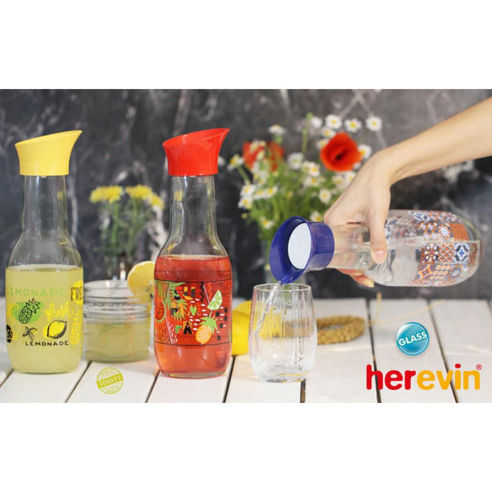 Бутылка для воды HEREVIN Mosaic 1л 111652-063
