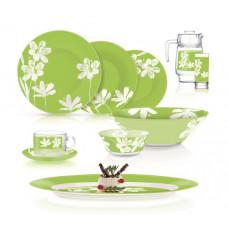 Сервиз столовый Luminarc Cotton Flower 46пр. Q4850