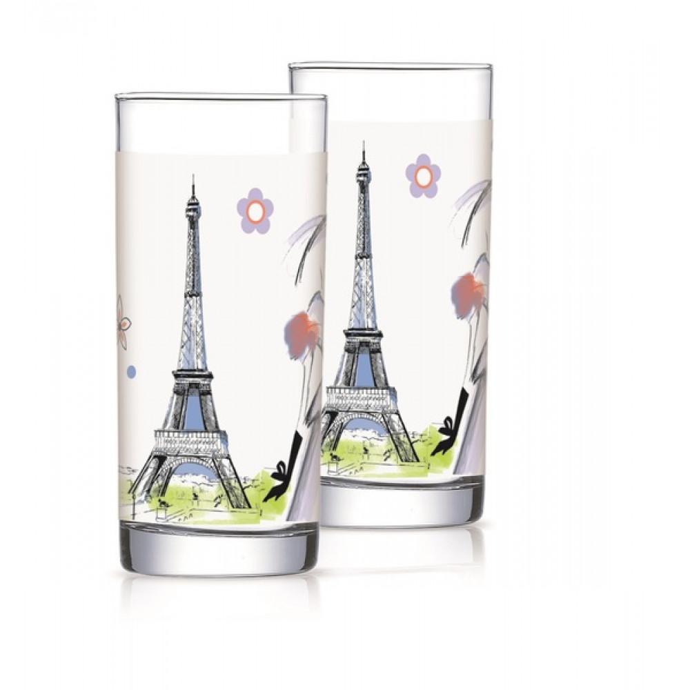 Набор стаканов высоких Luminarc Haute Cou Blue 270мл-6шт Q6110