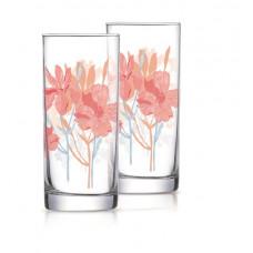 Набор стаканов высоких Luminarc Spring Loom 270мл-6шт Q6108