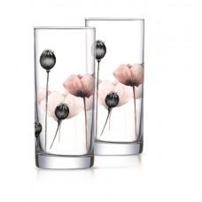 Набор стаканов высоких Luminarc Angelique Rose 270мл-6шт Q6104