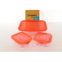 Набор контейнеров Luminarc Keep'n'Box Coral 3 шт. P8178