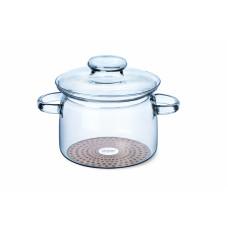 Кастрюля с крышкой для индукционных плит Simax Exclusive Primo 2,0л s6073/IND
