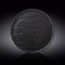 Блюдо круглое WILMAX SLATESTONE BLACK 30,5 см WL-661128 / A