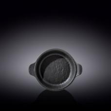 Форма для запекания WILMAX SLATESTONE BLACK 18,5х15см 300мл WL-661141 / A