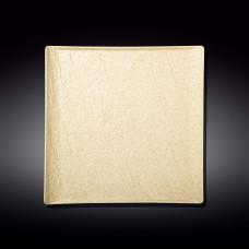 Тарелка обеденная WILMAX Sandstone 27х27см WL-661307 / A