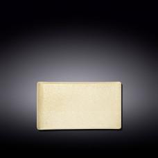 Тарелка десертная WILMAX Sandstone 19,5х14,5см WL-661308 / A