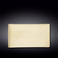 Тарелка обеденная WILMAX Sandstone 33,5х20,5см WL-661310 / A