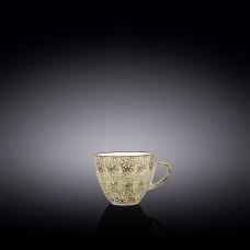 Чашка кофейная Wilmax Splash Pistachio 75 мл WL-667133 / A