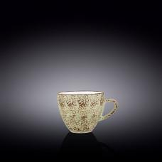 Чашка для капучино Wilmax Splash Pistachio 190 мл WL-667135 / A