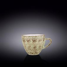 Чашка чайная Wilmax Splash Pistachio 300 мл WL-667136 / A
