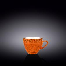 Чашка для капучино Wilmax Splash Orange 190 мл WL-667335 / A