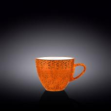 Чашка чайная Wilmax Splash Orange 300 мл WL-667336 / A