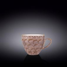 Чашка чайная Wilmax Splash Lavander 300 мл WL-667736 / A