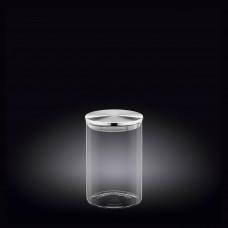 Емкость для хранения с металлической крышкой Wilmax 950мл WL-888514 / A