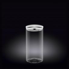Емкость для хранения с металлической крышкой Wilmax 1300мл WL-888516 / A