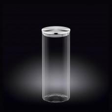 Емкость для хранения с металлической крышкой Wilmax 1600мл WL-888518 / A