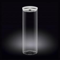 Емкость для хранения с металлической крышкой Wilmax 2000мл WL-888520 / A