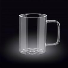 Чашка с двойным дном Wilmax Thermo 750 мл WL-888792 / A