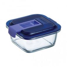 Емкость для еды/запекания квадратная Luminarc Easy Box 380мл Q1923