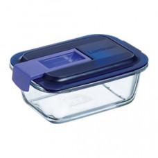 Емкость для еды/запекания прямоугольная Luminarc Easy Box 380мл Q2038