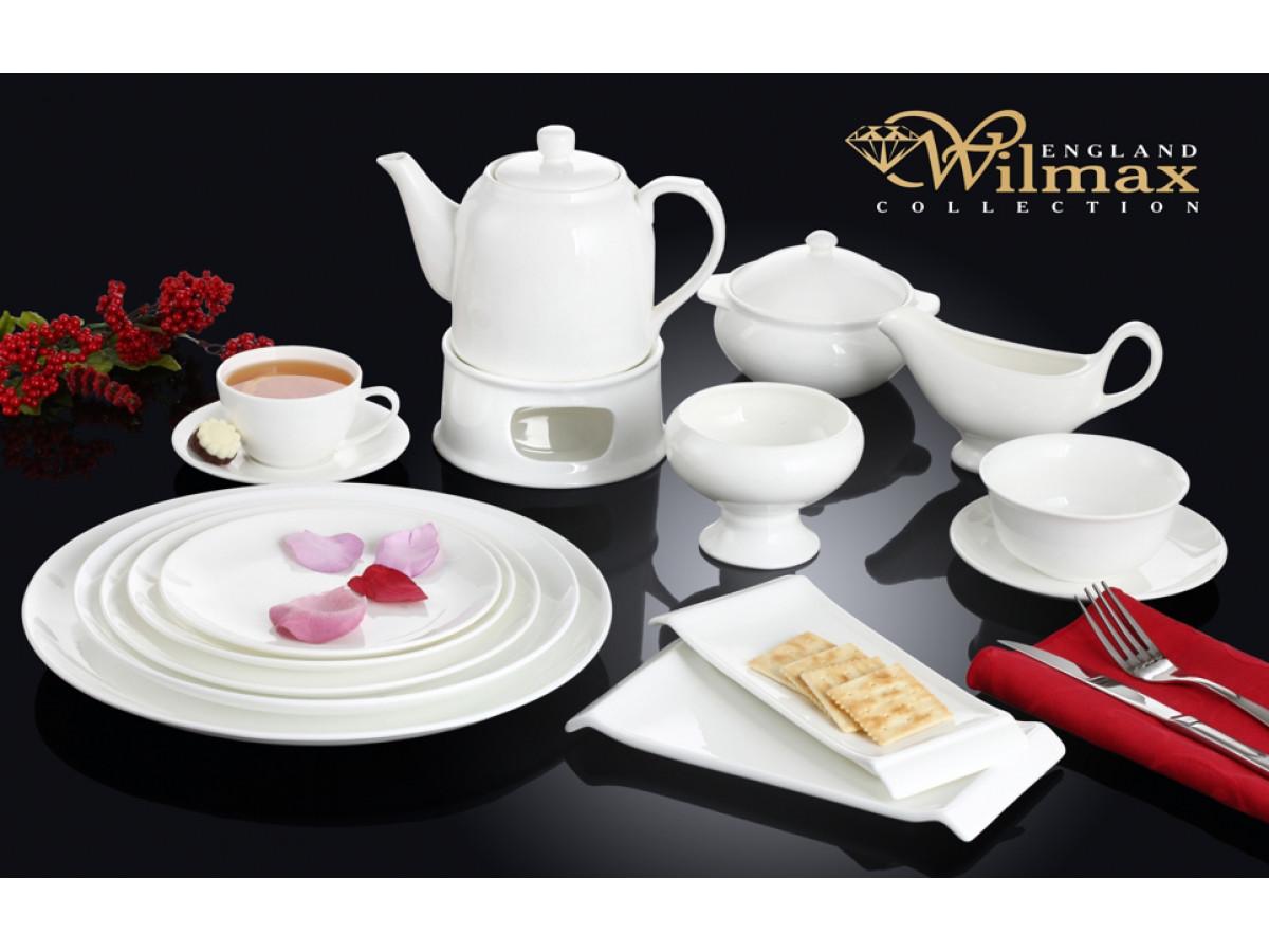 5 причин купить фарфоровую посуду Wilmax