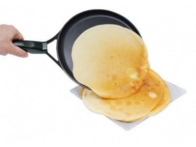 Вкусные блины на Масленицу – только в ресторане? Создаем шедевр дома на правильной сковородке!