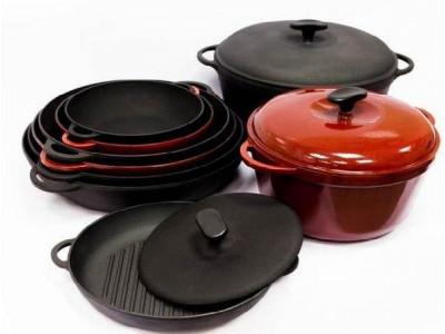 Чугунная посуда и 6 причин выбрать ее