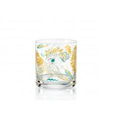 Набор стаканов для виски Bohemia Barline 280мл-6шт 25089 280 S1664
