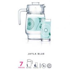 Набор для напитков LUMINARC Jayla Blue 7пр. Q4801