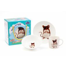 Детский набор Milika Cute Hamster 3пр. M0690-KS-2005