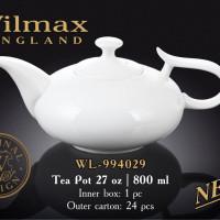 Чайники заварочные Wilmax