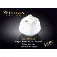 Сахарницы Wilmax