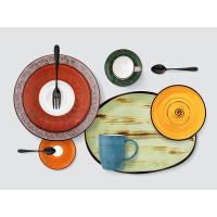 Цветная посуда из фарфора Wilmax