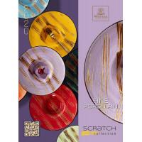 Цветной фарфор Wilmax Scratch