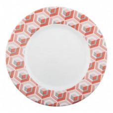 Тарелка обеденная Luminarc Astelia Pink  26,5 см P4305