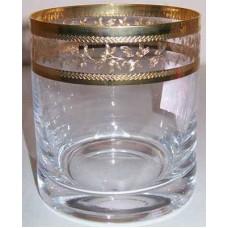 Набор стаканов для виски Bohemia Barline (43081) 280мл-6шт
