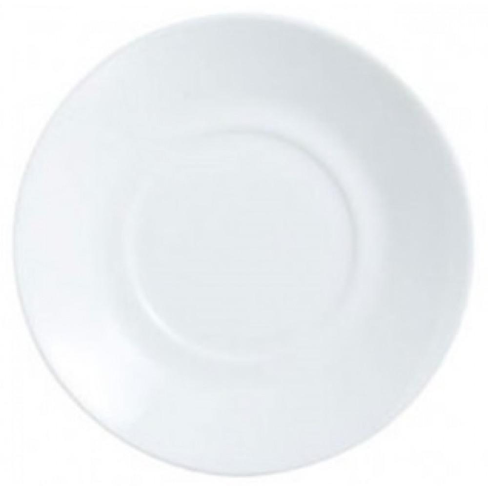 Luminarc Empilable White Блюдце д-чашки 220мл-14см