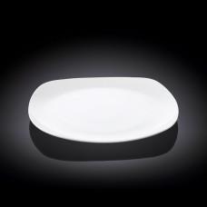Тарелка пирожковая квадратная Wilmax 16,5см WL-991000
