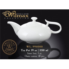 Чайник заварочный Wilmax 1150 мл WL-994000