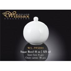 Сахарница Wilmax 325 мл WL-995001