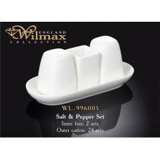 Набор соль&перец Wilmax - 4 пр WL-996005