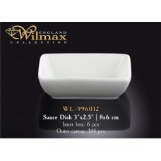 Емкость для соуса Wilmax 8x6 см WL-996012