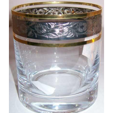 Набор стаканов для виски Bohemia Barline (43249) 280мл 6шт
