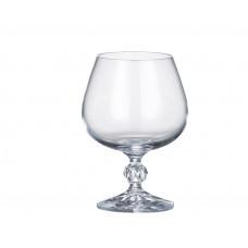 Набор бокалов для коньяка Bohemia Claudia 250мл-6шт