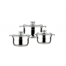 Набор посуды 6 пр. Vincent VC-3015