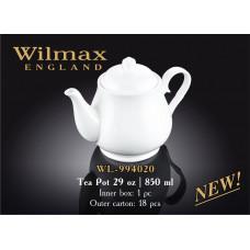Чайник заварочный Wilmax Color 850 мл WL-994020/1C